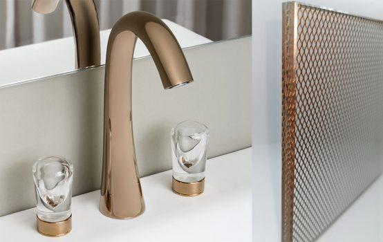 Baddesign Tirol Zucchetti Nude gold